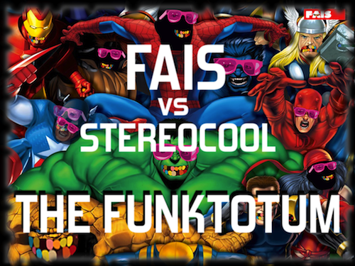 Stereocool vs. Fais - The Funktotum